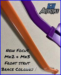 Ford Focus MK3 RS and ST250 Front Upper Strut Brace 8 Colours Available
