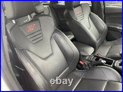 Ford Focus St3 Full Leather Interior Trim Seats Set 2013 2014 2015 -2018