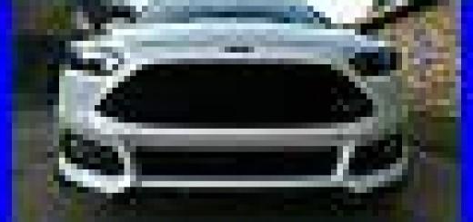 Schwarze-Spoilerlippe-Ford-Focus-MK3-ST-ab-Bj-2015-Frontspoiler-Schwert-Ansatz-01-hyet