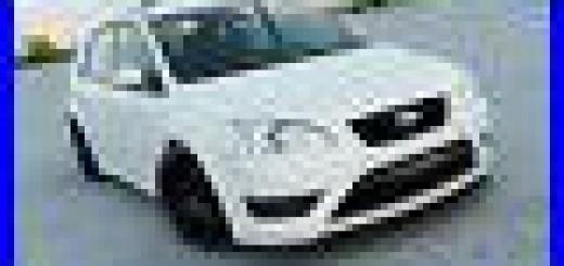 Spoilerlippe-Ford-Focus-ST-MK2-Bj-04-07-Spoiler-Frontspoiler-Diffusor-Schwert-01-fh